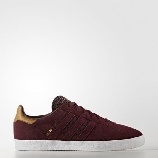 Adidas 350 Homme Maroon/Mesa Originals Chaussures ...