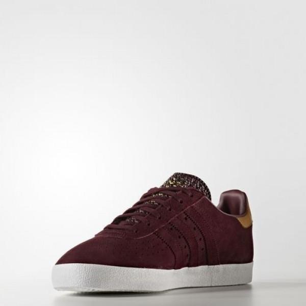 Adidas 350 Homme Maroon/Mesa Originals Chaussures NO: BB5289