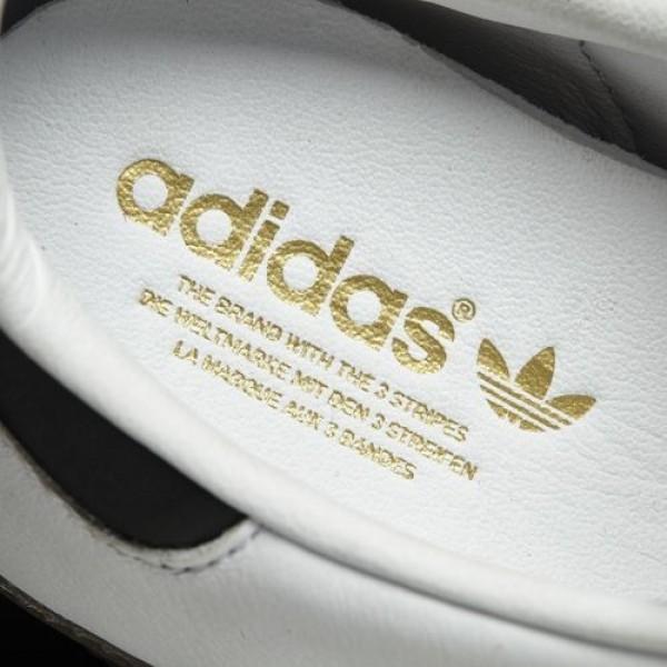 Adidas Samba Femme Footwear White/Core Black/Gum Originals Chaussures NO: BB2540
