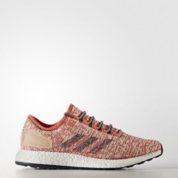 Adidas Pure Boost Clima Homme Easy Coral/Collegiat...