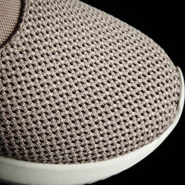 Adidas Tubular Entrap Femme Vapour Grey/Trace Brown/Off White Originals Chaussures NO: BA7102