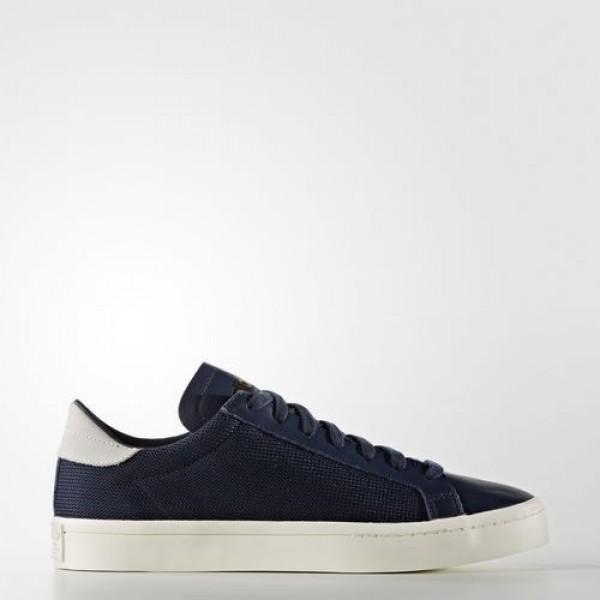 Adidas Court Vantage Homme Collegiate Navy/Footwea...