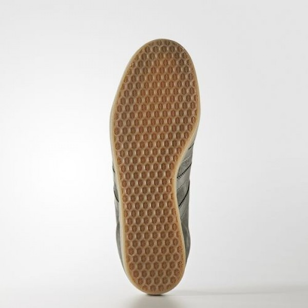 Adidas Gazelle Homme Olive Cargo/Gum Originals Chaussures NO: BB5265