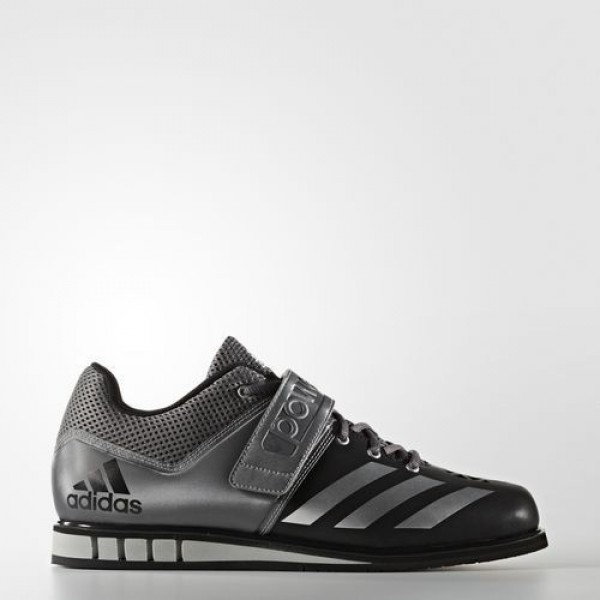 Adidas Powerlift.3 Homme Core Black/Silver Metalli...