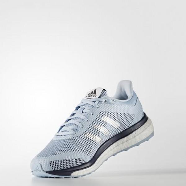 Adidas Response Plus Femme Easy Blue/Silver Metallic/Midnight Grey Running Chaussures NO: BB2987
