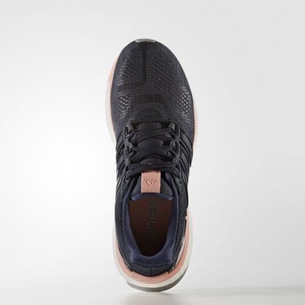 Adidas Energy Boost 3 Femme Midnight Grey/Mid Grey/Still Breeze Running Chaussures NO: BB5789