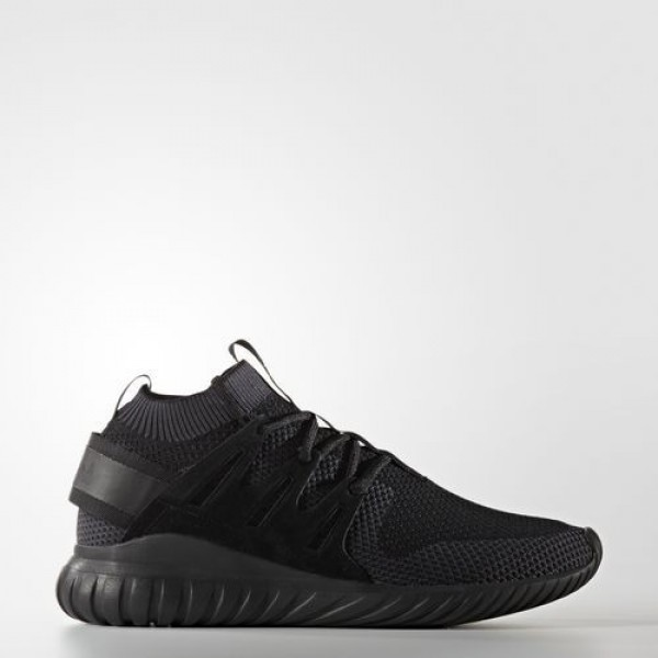 Adidas Tubular Nova Primeknit Homme Core Black/Night Grey Originals Chaussures NO: S80109