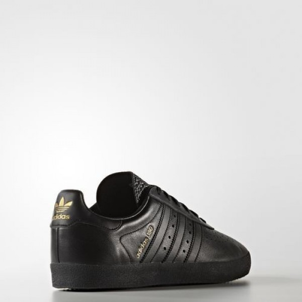 Adidas 350 Homme Core Black / Core Black / Core Black Originals Chaussures NO: BY1861