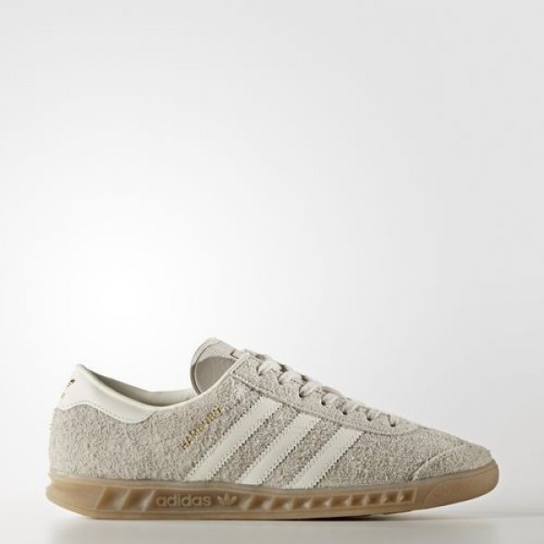 Adidas Hamburg Femme Clear Brown/Off White/Gum Ori...
