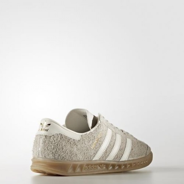 Adidas Hamburg Femme Clear Brown/Off White/Gum Originals Chaussures NO: BB5110