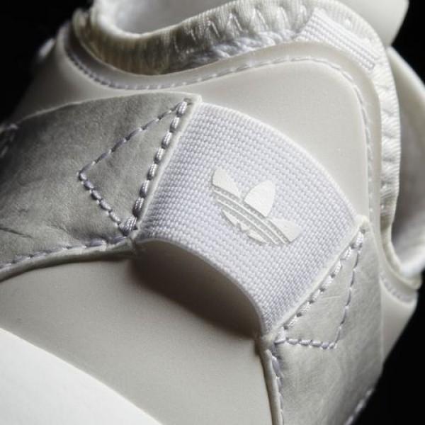 Adidas Tubular Entrap Femme Footwear White/Crystal White Originals Chaussures NO: BA7099