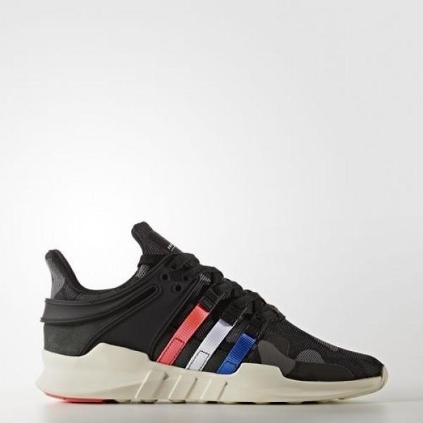 Adidas Eqt Support Adv Femme Core Black/Blue/Footwear White Originals Chaussures NO: BB1309