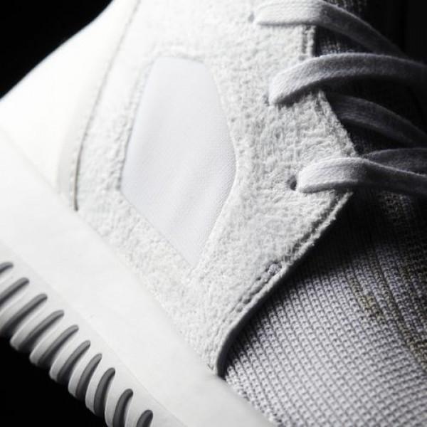 Adidas Tubular Defiant Primeknit Femme Footwear White/Clear Granite Originals Chaussures NO: BB5142