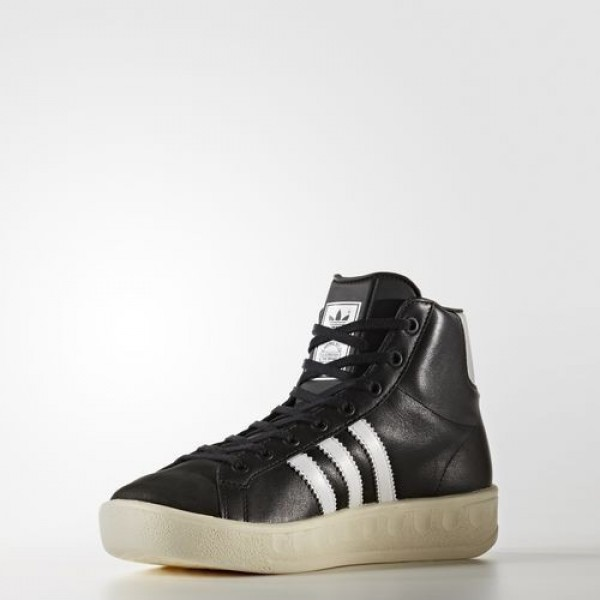 Adidas Allround Original Femme Core Black/Footwear White/Gold Metallic Originals Chaussures NO: BB5183