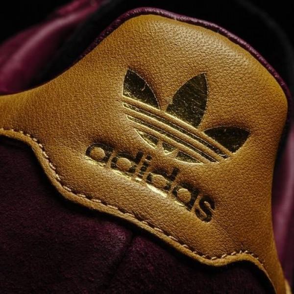 Adidas 350 Femme Maroon/Mesa Originals Chaussures NO: BB5289
