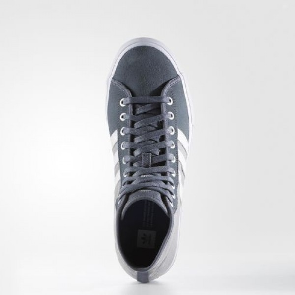 Adidas Matchcourt Remix High Homme Onix/Footwear White/Customized Originals Chaussures NO: BB8589