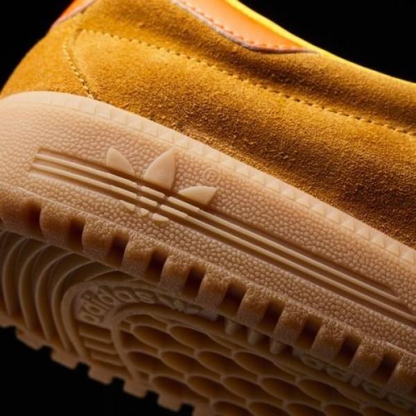 Adidas Bermuda Homme Solar Gold/Solar Orange/Gum Originals Chaussures NO: BB5270