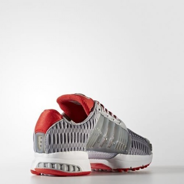 Adidas Climacool 1 Homme Mid Grey/Red Originals Chaussures NO: BA7180