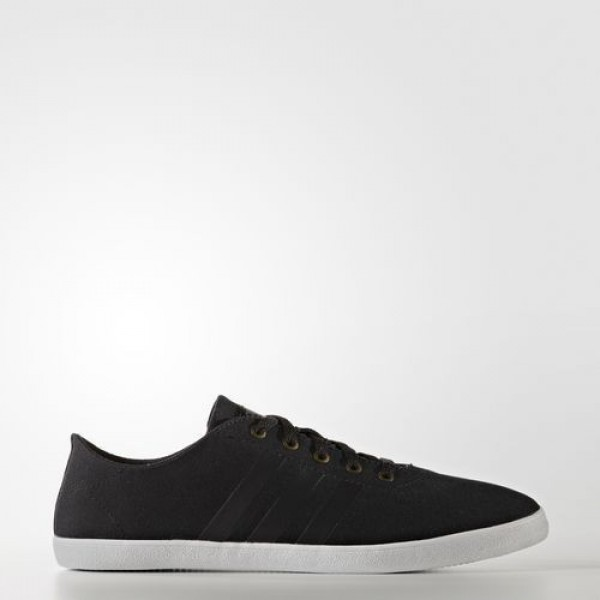 Adidas Cloudfoam Qt Vulc Femme Core Black/Dark Grey Heather Solid Grey neo Chaussures NO: B74580