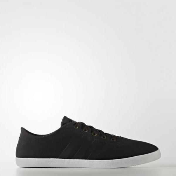 Adidas Cloudfoam Qt Vulc Femme Core Black/Dark Gre...