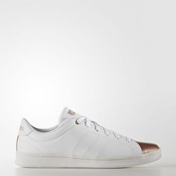 Pas Cher Adidas Advantage Clean Qt Femme Footwear White ...