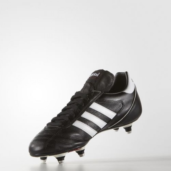 Adidas Kaiser Five Cup Homme Black/Footwear White/Red Football Chaussures NO: 33200