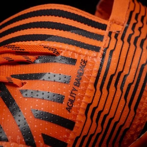 Chaussure Nemeziz 17.1 Terrain souple Kids Football