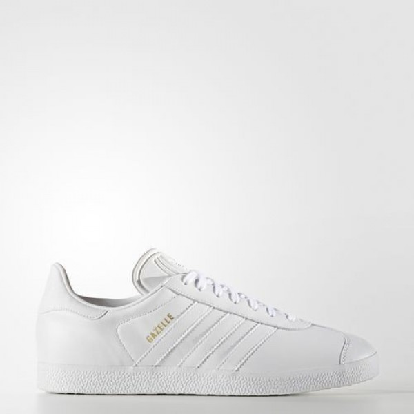 Adidas Gazelle Femme Footwear White/Gold Metallic Originals Chaussures NO: BB5498