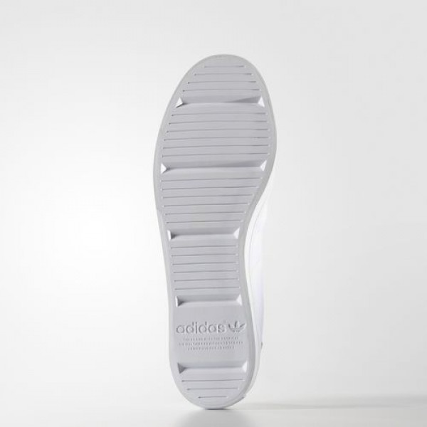 Adidas Court Vantage Homme Footwear White/Core Black Originals Chaussures NO: S78767