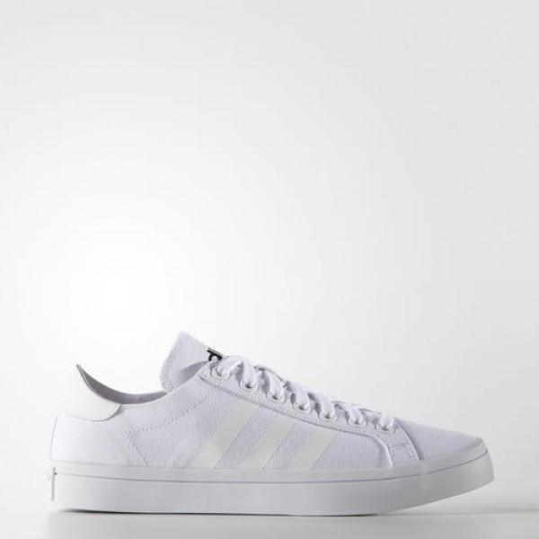 Adidas Court Vantage Homme Footwear White/Core Bla...