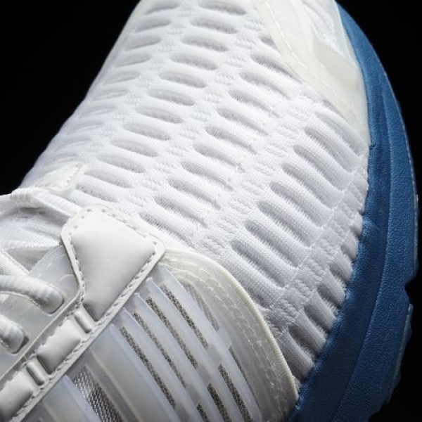 Adidas Climacool 1 Homme Footwear White/Core Blue Originals Chaussures NO: BA7159