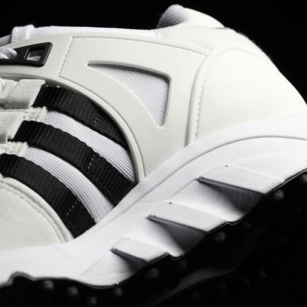 Adidas Eqt Support Rf Homme Vintage White/Core Black/Footwear White Originals Chaussures NO: BA7715