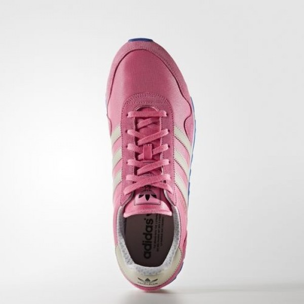 Adidas Haven Femme Easy Pink/Clear Granite/Solar Yellow Originals Chaussures NO: BB2898