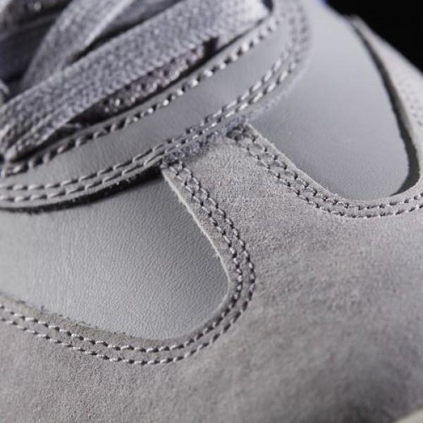 Adidas Busenitz Vulc Samba Edition Homme Light Onix/Collegiate Navy/Bluebird Originals Chaussures NO: BY4236