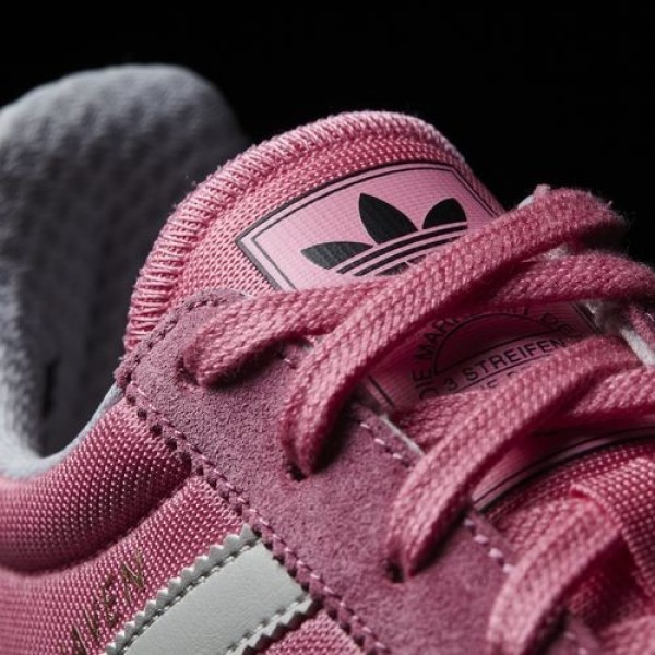 Adidas Haven Homme Easy Pink/Clear Granite/Solar Yellow Originals Chaussures NO: BB2898