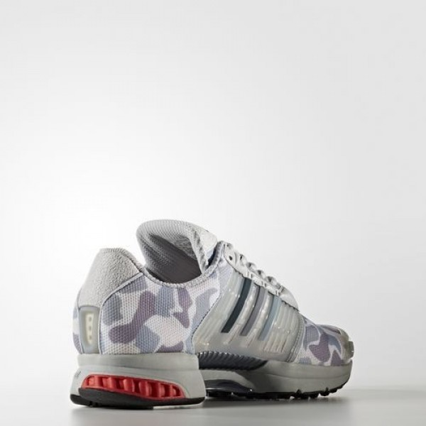 Adidas Climacool 1 Homme Clear Onix/Light Grey/Red Originals Chaussures NO: BA7178