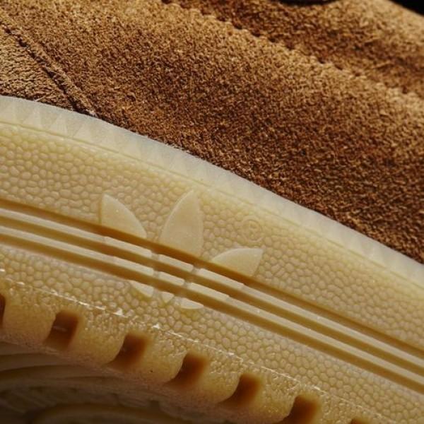 Adidas Bermuda Homme Brown/Cargo Brown/Gum Originals Chaussures NO: BB5268
