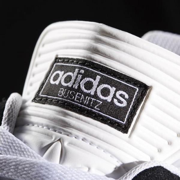 Adidas Busenitz Pro Homme Core Black/Footwear White Originals Chaussures NO: BB8434