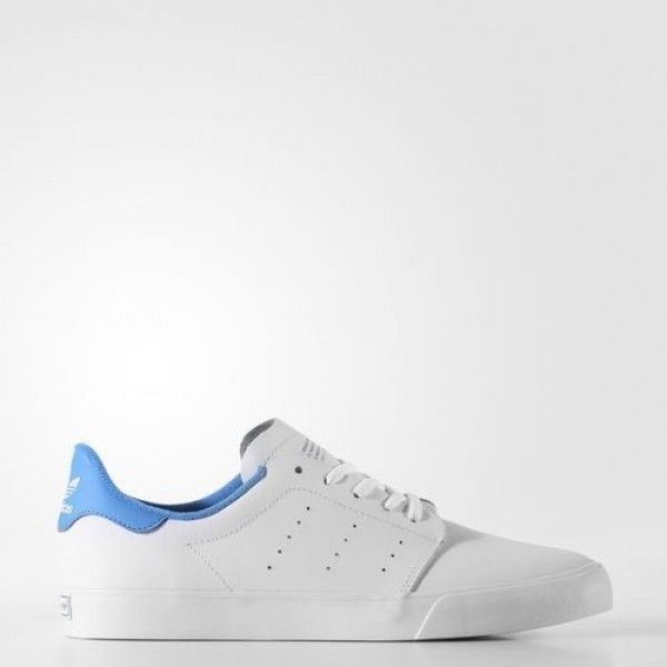 Adidas Seeley Court Homme Footwear White/Bright Bl...