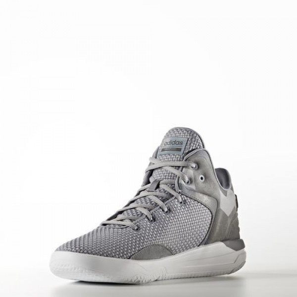 Adidas Cloudfoam Revival Mid Homme Grey/Core Black neo Chaussures NO: AW3950