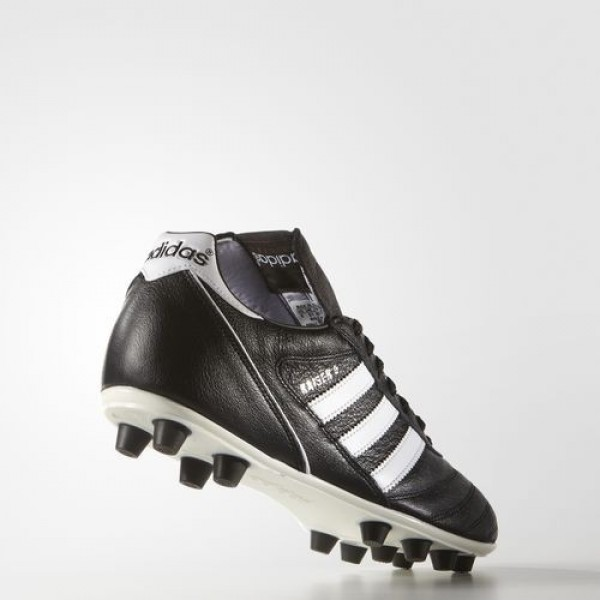 Adidas Kaiser 5 Liga Homme Black/Footwear White/Red Football Chaussures NO: 33201
