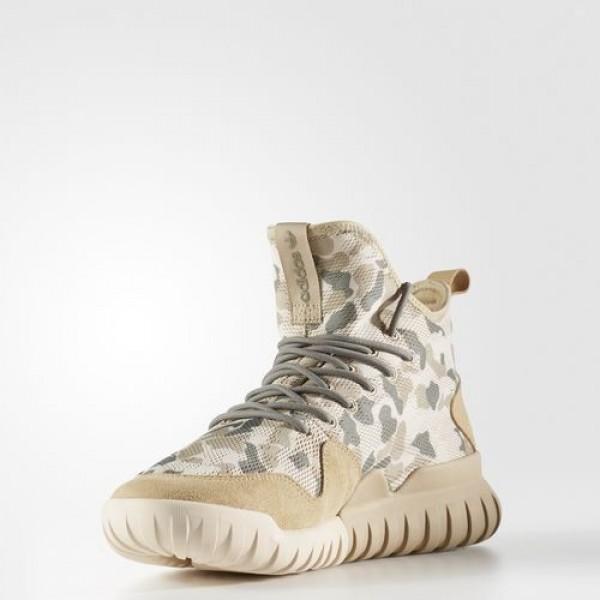 Adidas Tubular Uncgd Homme Linen Khaki/Sesame/Trace Cargo Originals Chaussures NO: BB8402