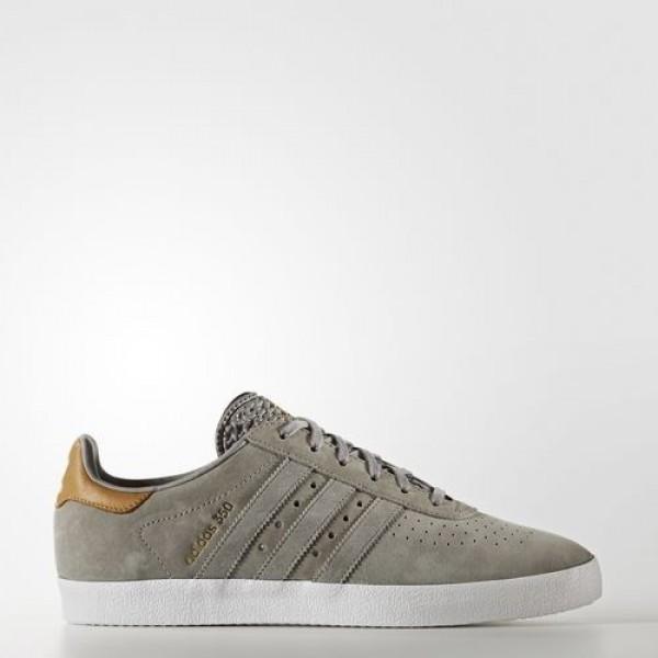 Adidas 350 Femme Solid Grey/Mesa Originals Chaussu...