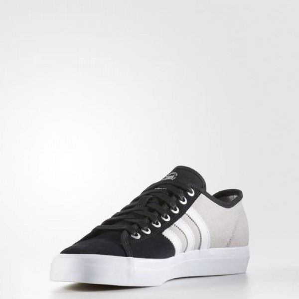 Adidas Matchcourt Remix Homme Core Black/Footwear White/Customized Originals Chaussures NO: BB8604