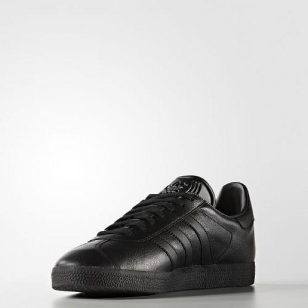 Adidas Gazelle Homme Core Black/Gold Metallic Originals Chaussures NO: BB5497