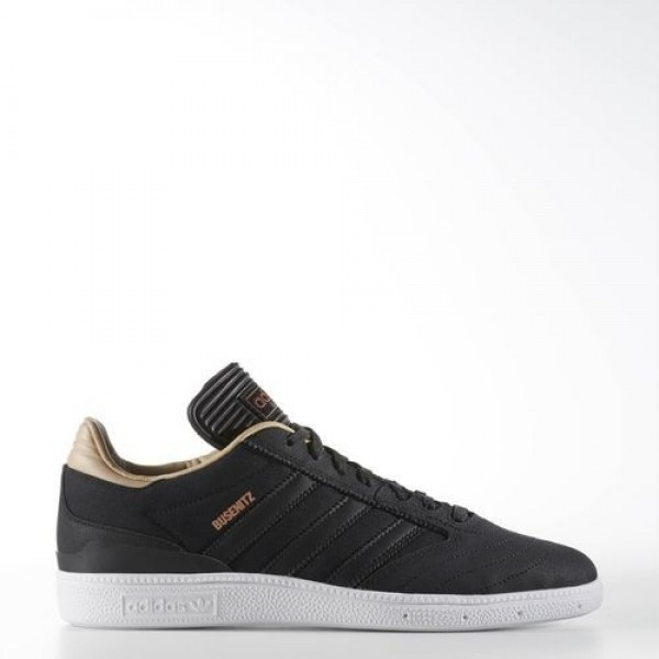 Adidas Busenitz Pro Homme Core Black/Footwear White/Pale Nude Originals Chaussures NO: BB8436