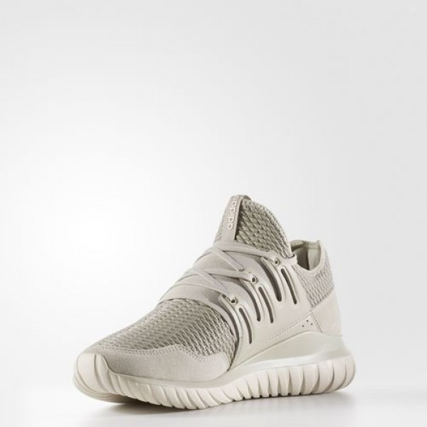 Adidas Tubular Radial Homme Sesame/Clear Brown Originals Chaussures NO: BB2397