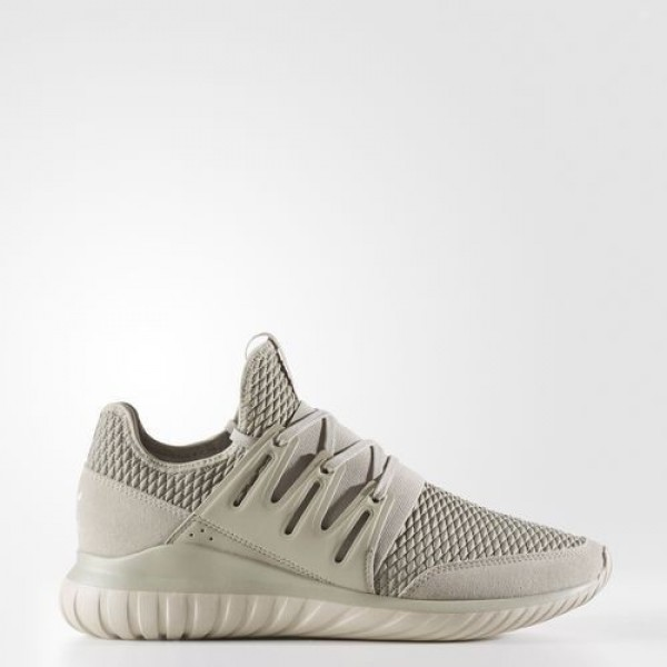 Adidas Tubular Radial Homme Sesame/Clear Brown Ori...