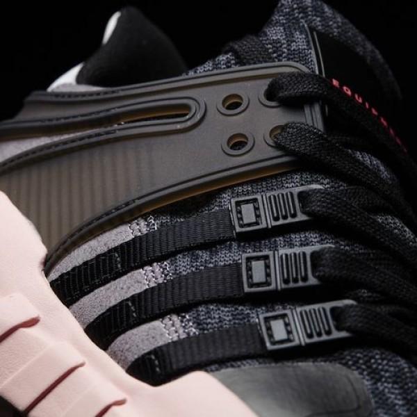 Adidas Eqt Support Adv Femme Core Black/Trace Grey/Ice Purple Originals Chaussures NO: BB2322