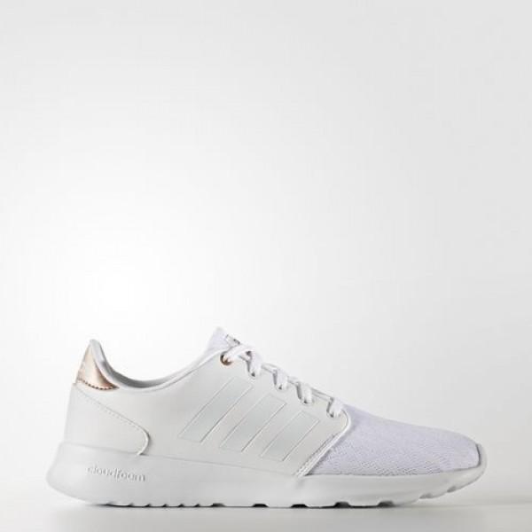 Adidas Cloudfoam Qt Racer Femme Footwear White/Cop...